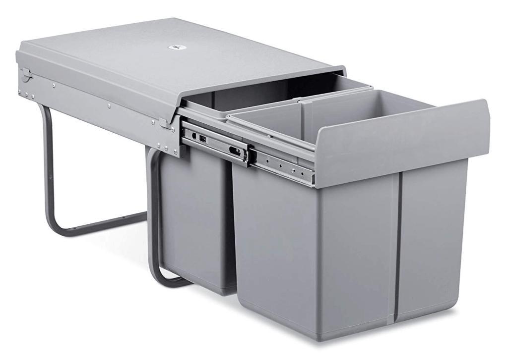 Mülleimer unter der Spüle | Diese Möglichkeiten gibt es!